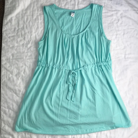 5507c04a8e14 Aqua Maternity Tank Top. M 5aca15309d20f0c7c111f03e. Other Tops you may  like. Fun